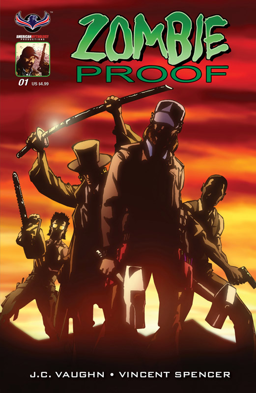Zombie-Proof #1-3 + Zombie Zoo (2007-2016) Complete