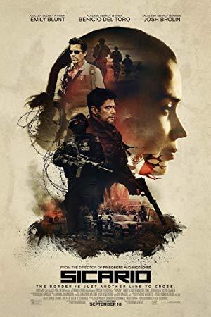 Sicario (2015) x264 720p BluRay {Dual Audio} Hindi DD 2 0 + English 2 0 Exclusive ...