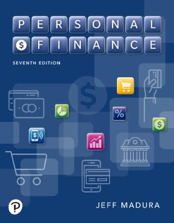 Personal Finance 7th Edition