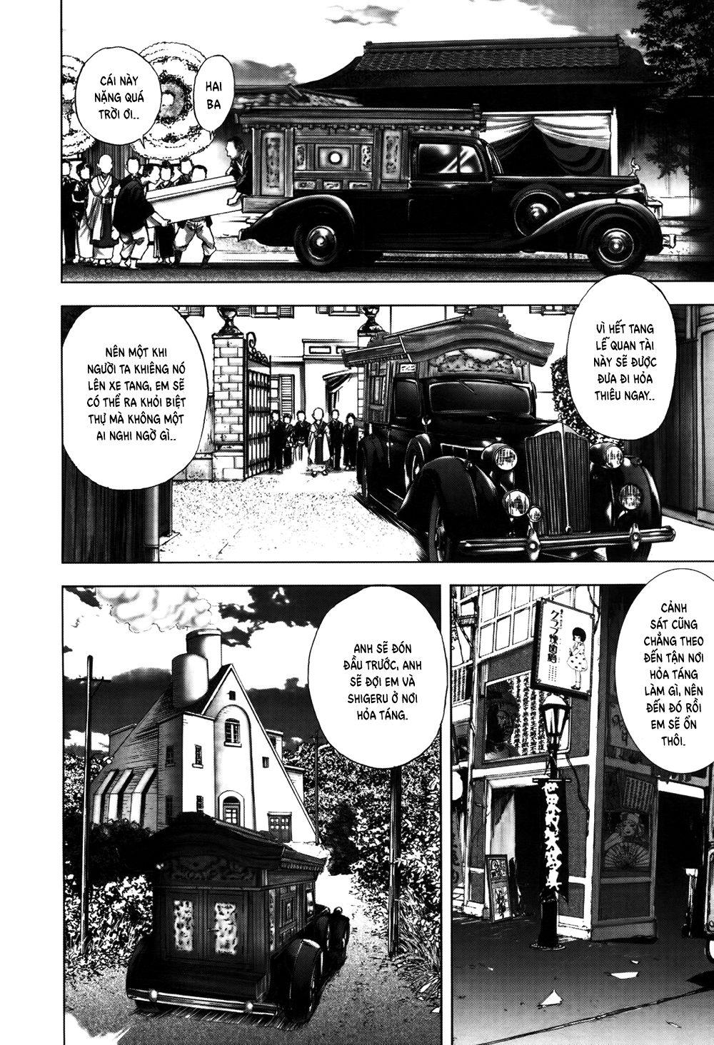 Dị Nhân Quán Chapter 57 - Trang 11
