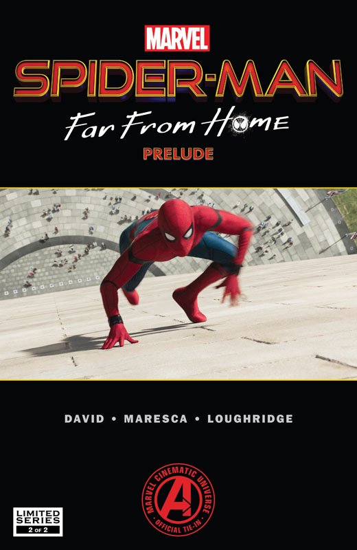 Spider-Man - Far From Home Prelude #1-2 (2019) Complete