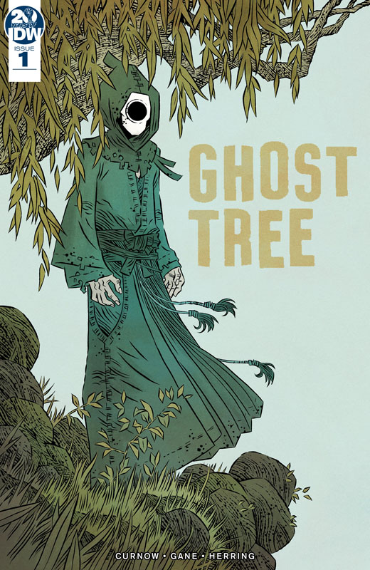 Ghost Tree #1-4 (2019)