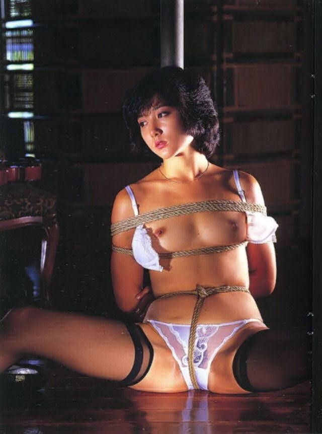 Rope bondage girl-8066