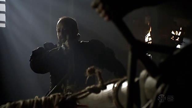 Medieval torture bondage-8729