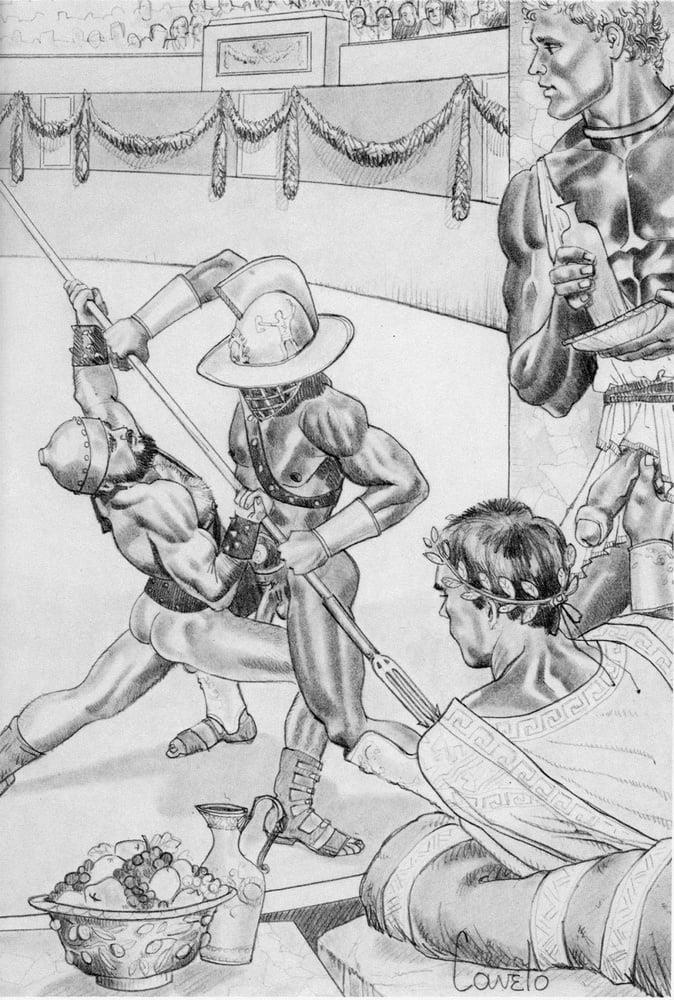Roman slave xxx-4371