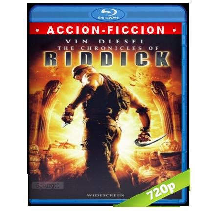 descargar La Batalla De Riddick [m720p][Trial Lat/Cas/Ing][Ficcion](2004) gratis