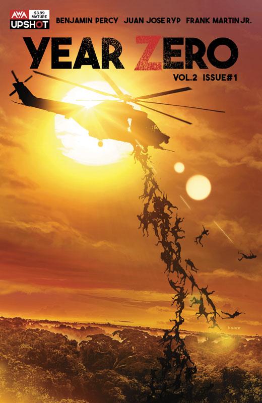 Year Zero Vol.2 #1-5 (2020-2021)