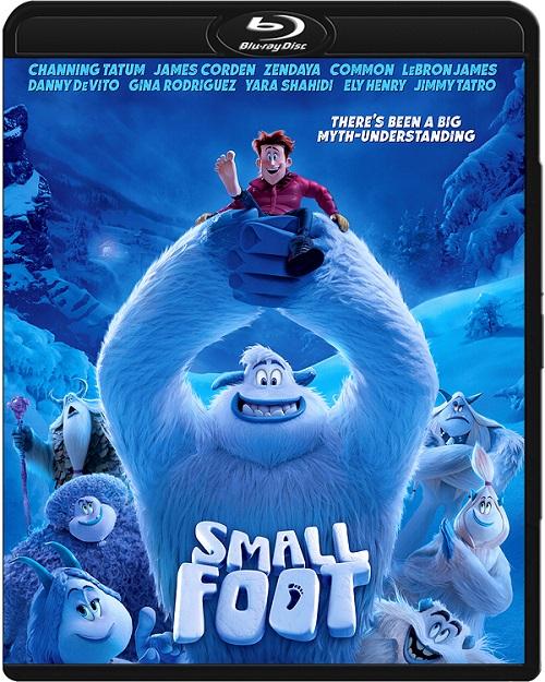 Mała Stopa / Smallfoot (2018) MULTi.720p.BluRay.x264.DTS.AC3-DENDA / DUBBING i NAPISY PL