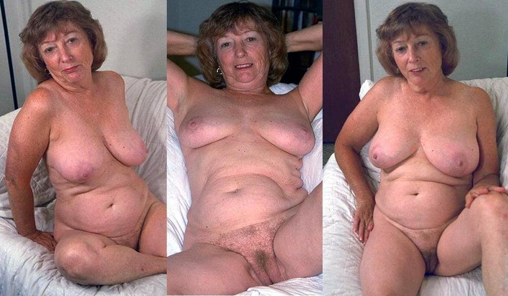 Granny triple anal-9570