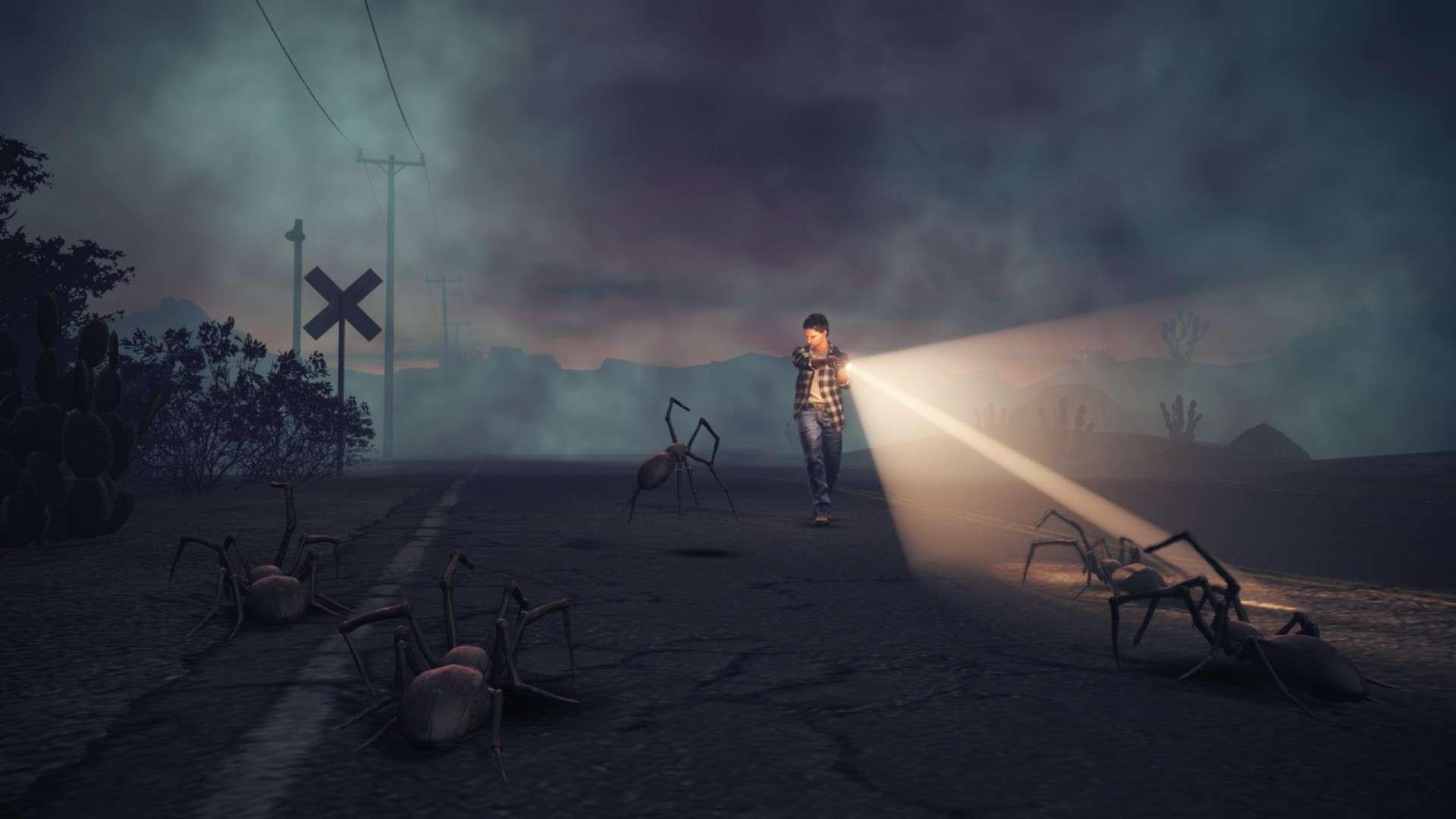Alan Wake's American Nightmare Captura 3