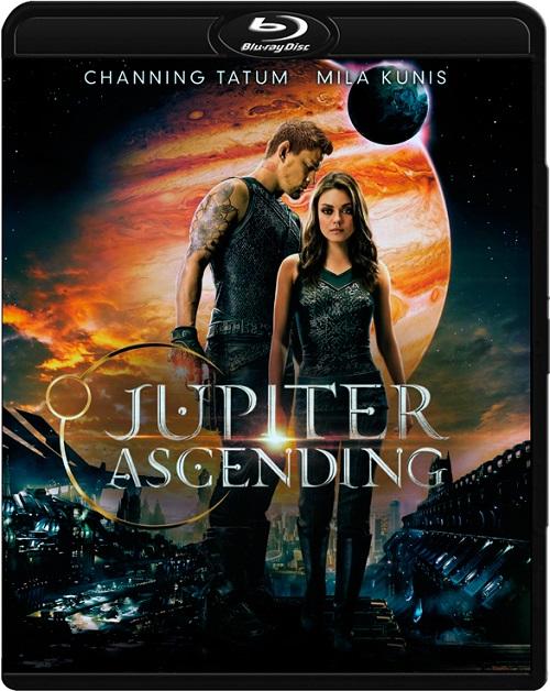 Jupiter: Intronizacja / Jupiter Ascending (2015) MULTi.720p.BluRay.x264.AC3-DENDA / LEKTOR i NAPISY PL