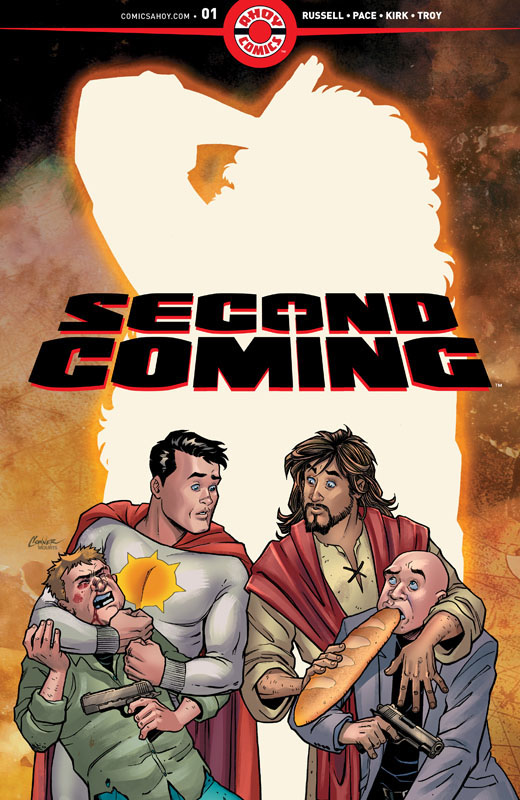 Second Coming #1-5 (2019)