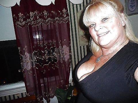 Nude granny big boobs-8407
