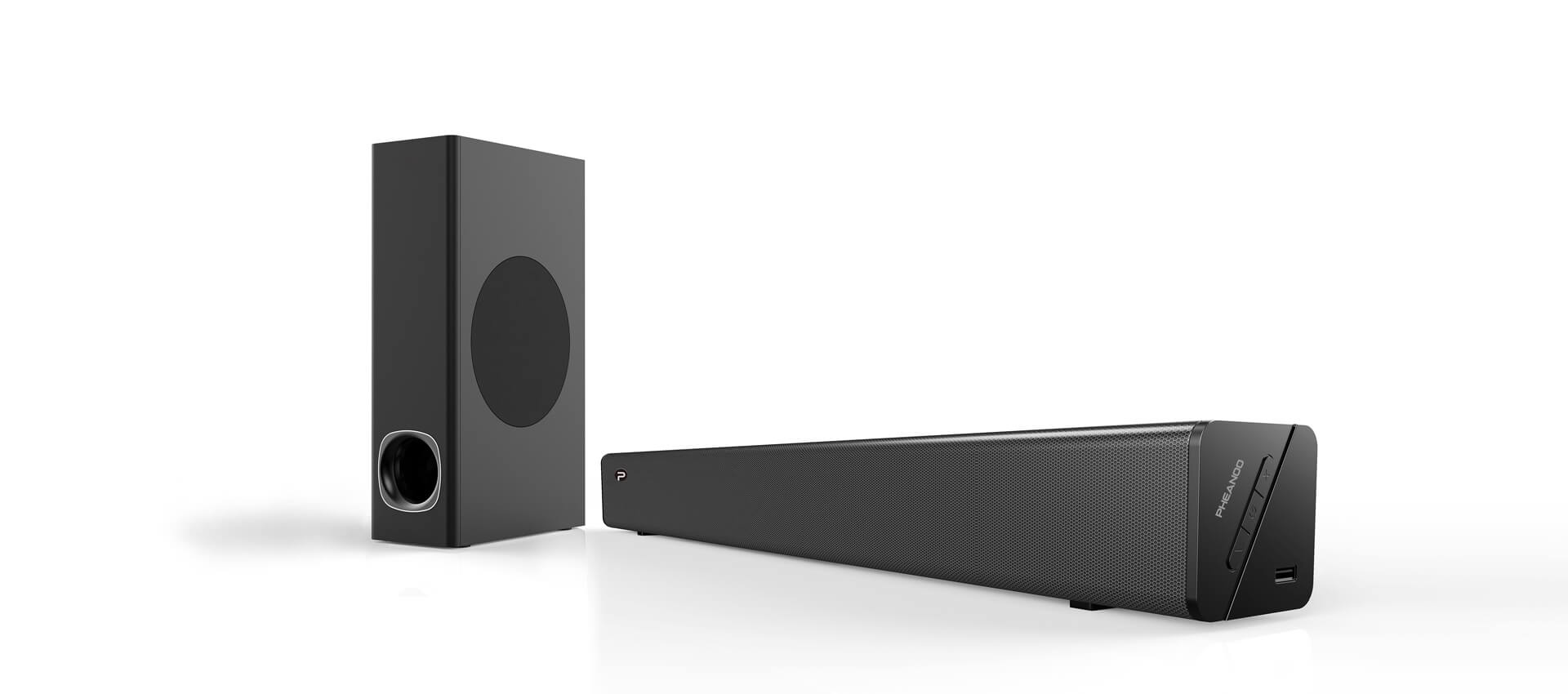 Pheanoo Audio Ltd Launches Budget-Friendly And High-End Home Theater Soundbars For Excellent TV Entertainment Experience