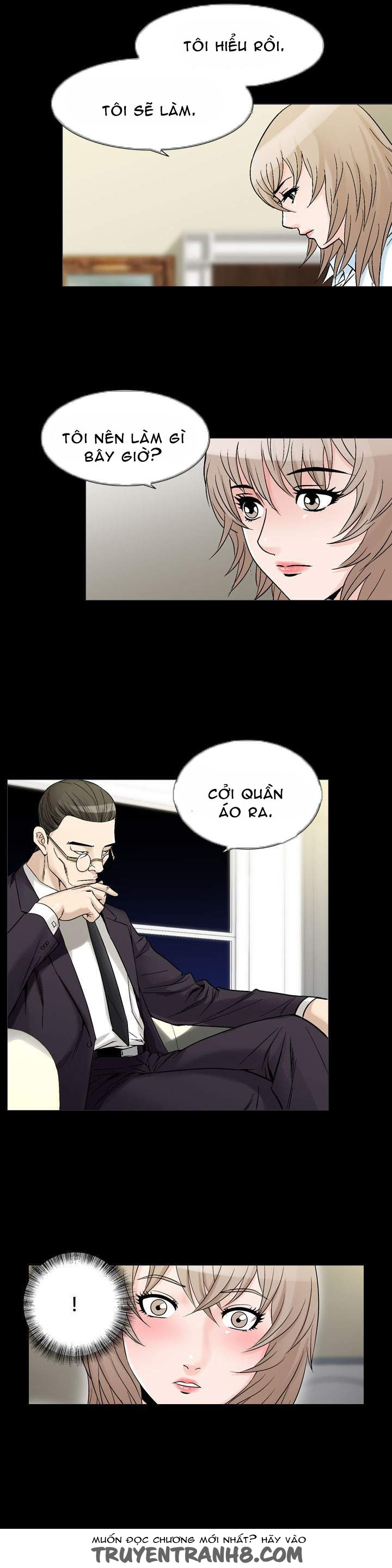 The Taste Of The Hand Chapter 60 - Trang 13