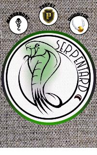 Serpentard ◊ ambition, cunning