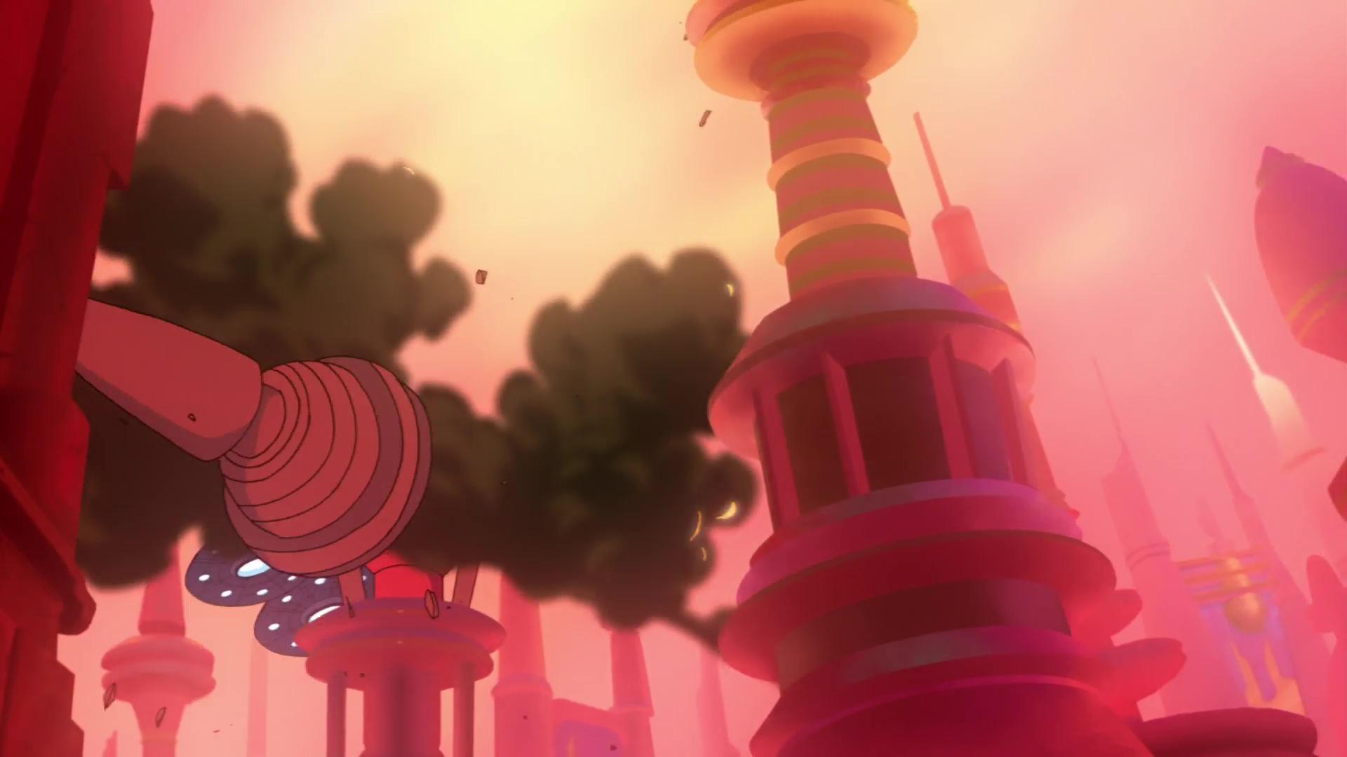 Liga De La Justicia Crisis En Dos Tierras 1080p Lat-Cast-Ing[Animacion](2010)