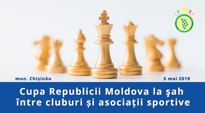 Кубок Республики Молдова по шахматам среди клубов и ассоциаций Федерации Шахмат 2019