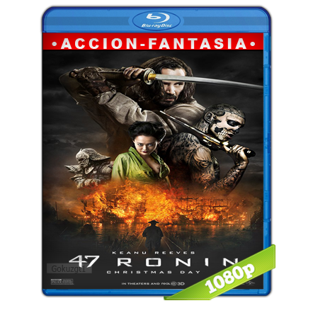 descargar 47 Ronin La Leyenda Del Samurai 1080p Lat-Cast-Ing[Fantástico](2013) gratis