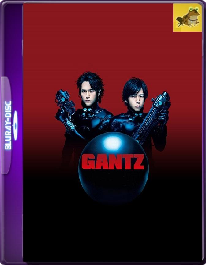 Gantz (2011) Brrip 1080p (60 FPS) Japonés Subtitulado
