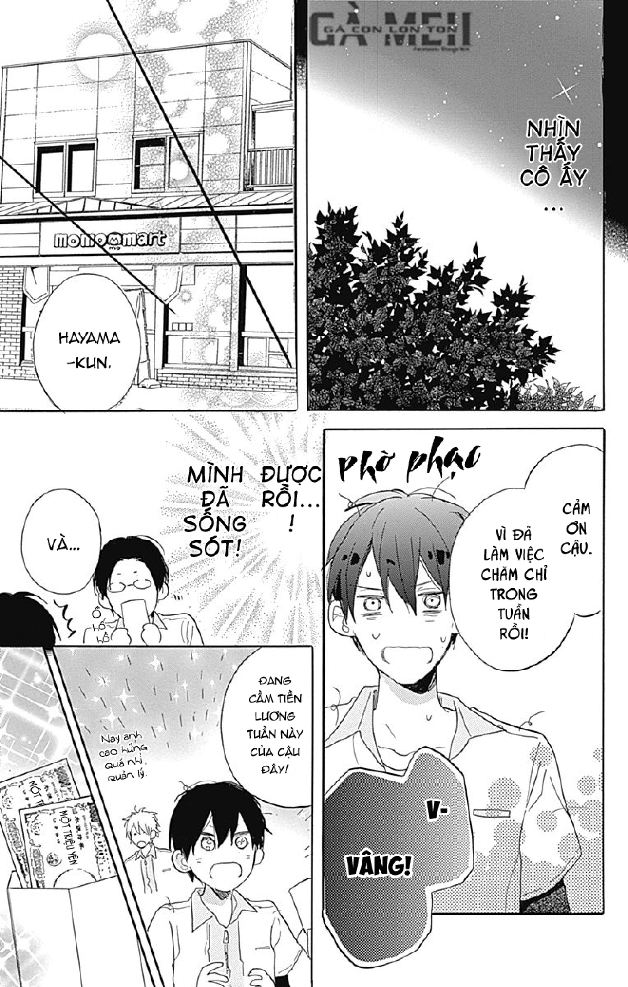 Stella To Mille Feuille chap 3 - Trang 29