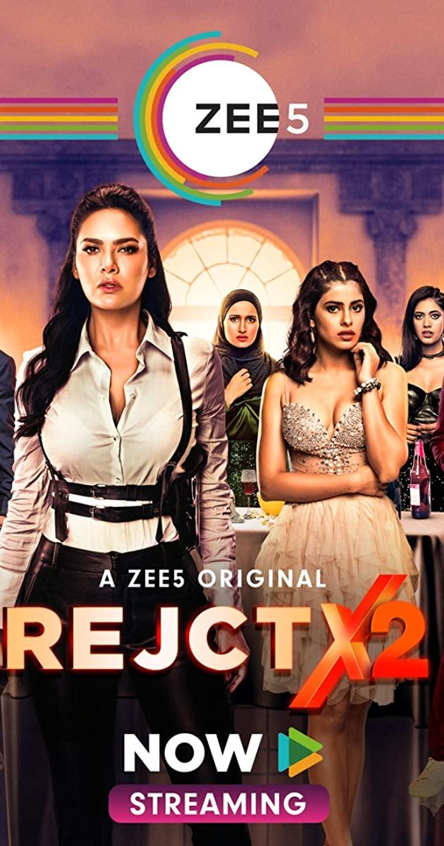 RejctX 2020 S02 Hindi 720p WEBRip