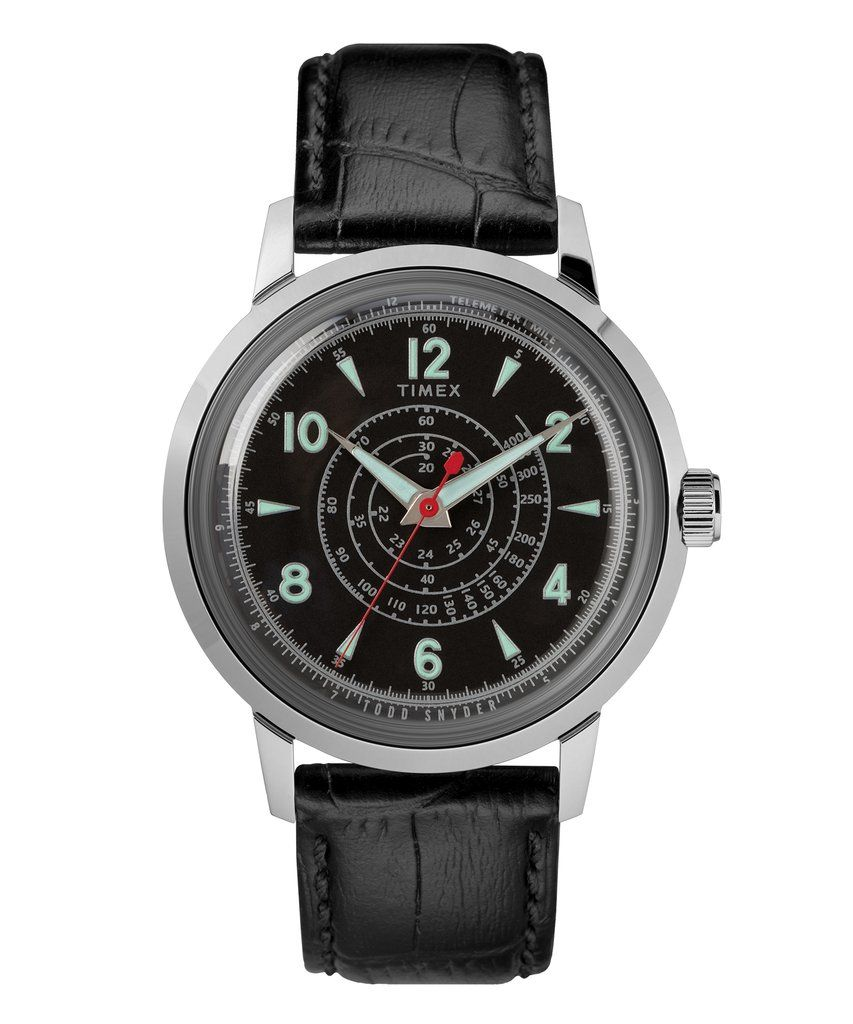 Timex & Todd Snyder's new Beekman HUANC7fz_o