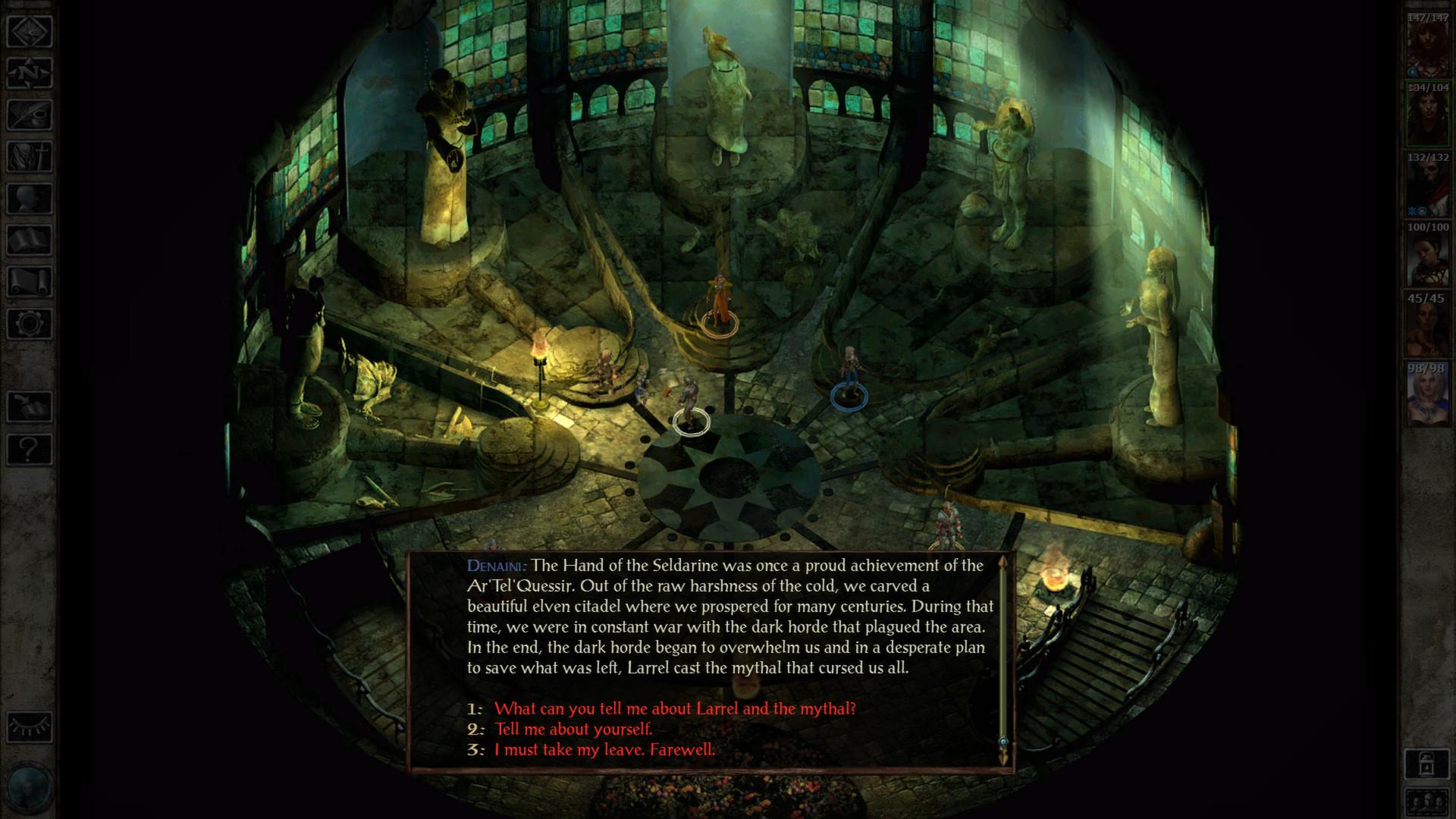 Icewind Dale: Enhanced Edition Captura 2