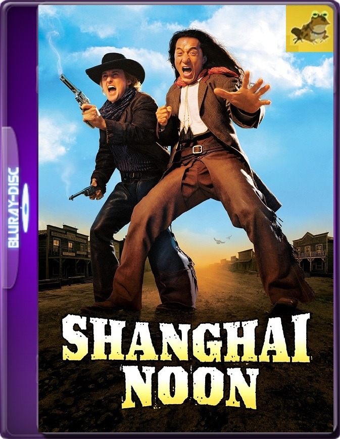 Shanghai Kid (2000) Brrip 1080p (60 FPS) Latino / Inglés