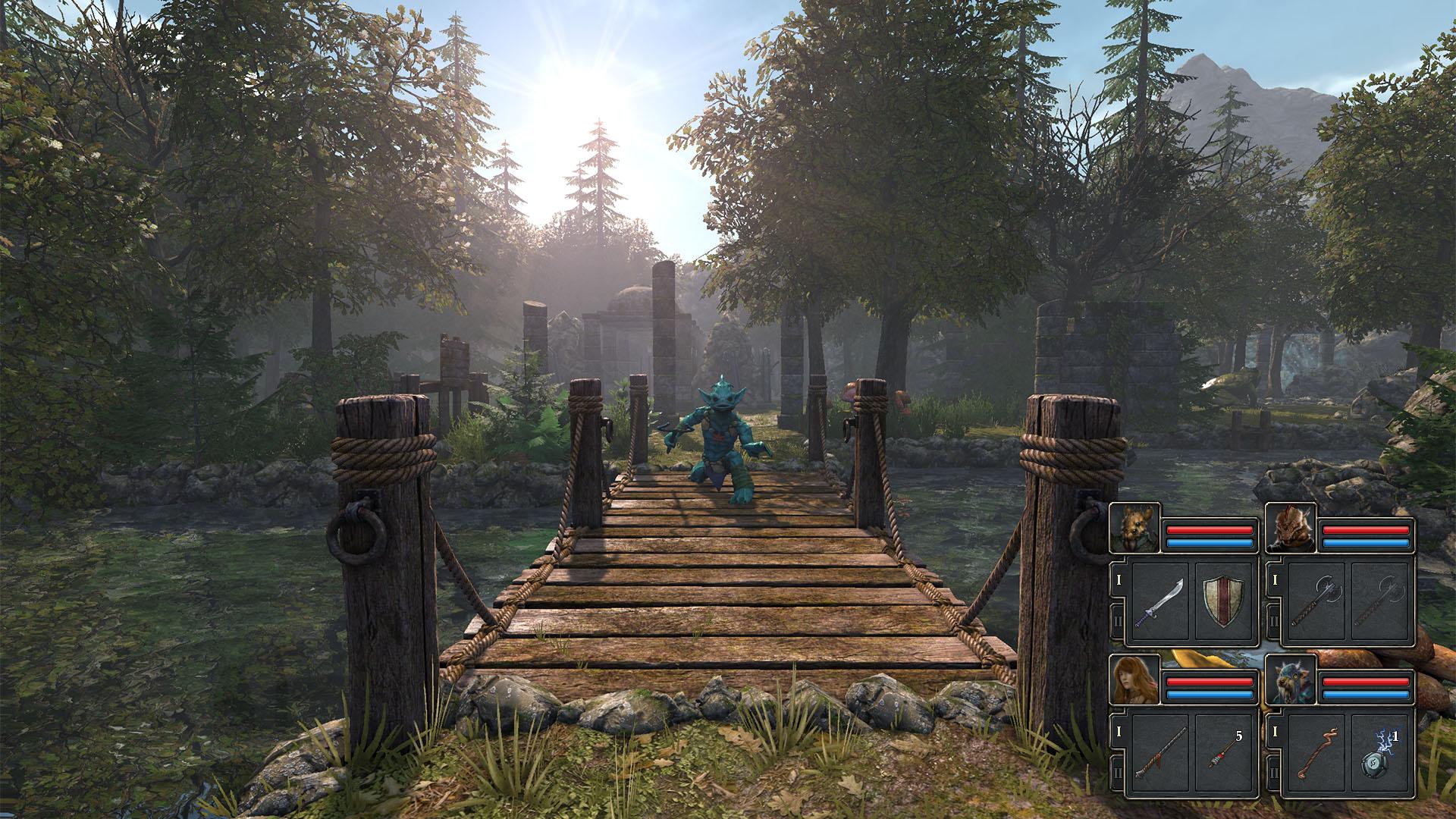 Legend of Grimrock 2 Captura 1