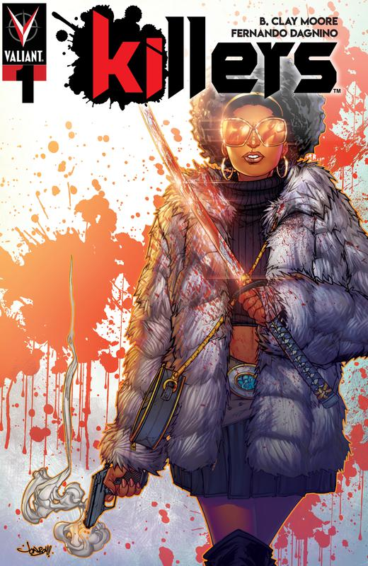 Killers #1-5 (2019) Complete