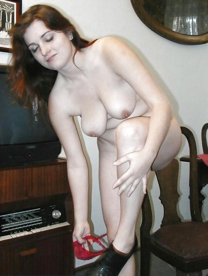 Naked wife exposed-8769