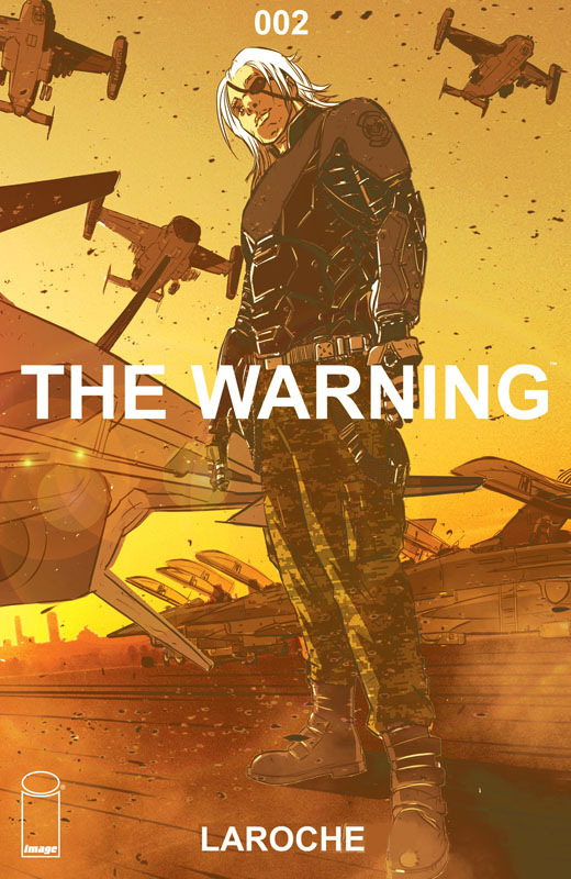 The Warning #1-10 (2018-2019)