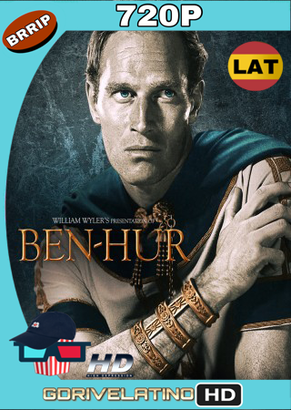 Ben-Hur (1959) BRRip 720p Audio Trial Latino-Castellano-Ingles MKV