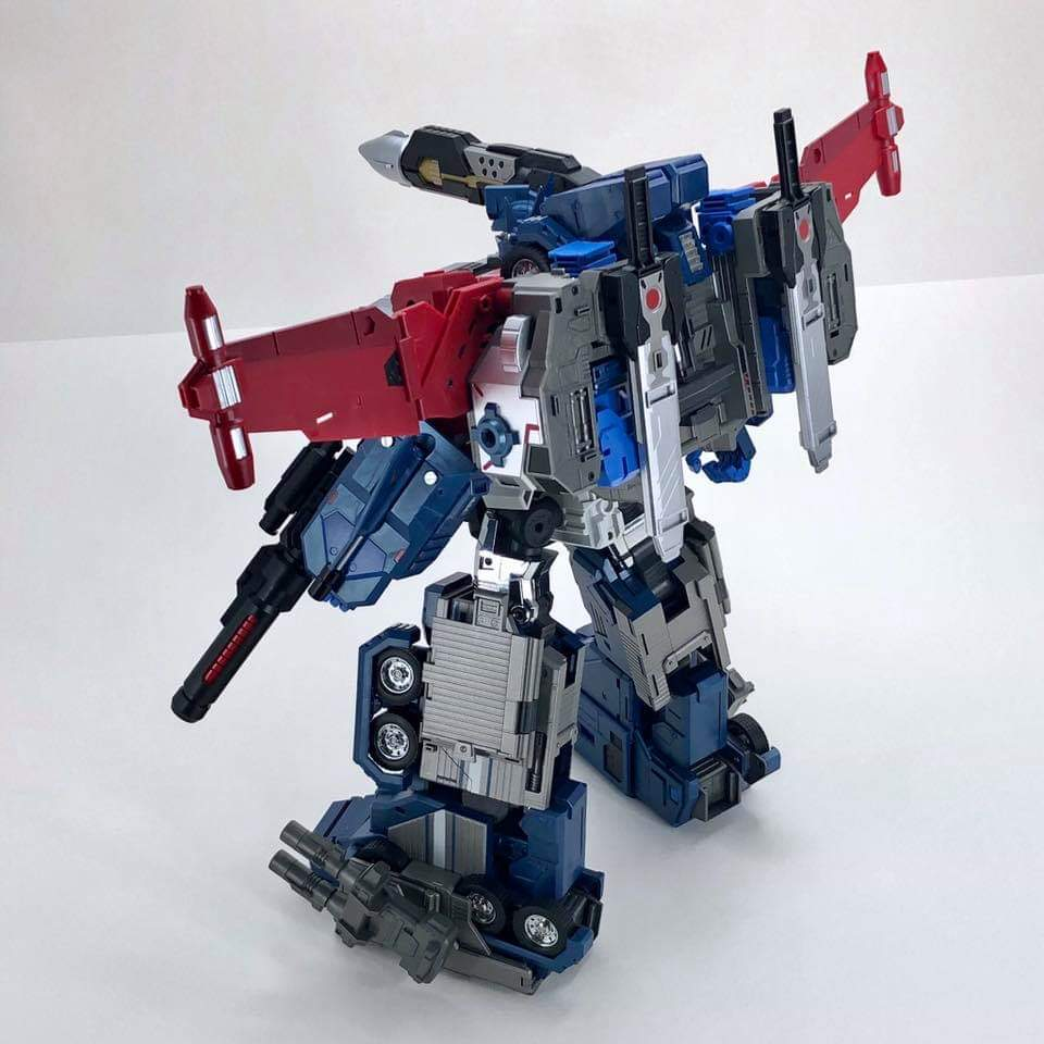 [FansHobby] Produit Tiers - MB-06 Power Baser (aka Powermaster Optimus) + MB-11 God Armour (aka Godbomber) - TF Masterforce - Page 4 N9VMzK5W_o