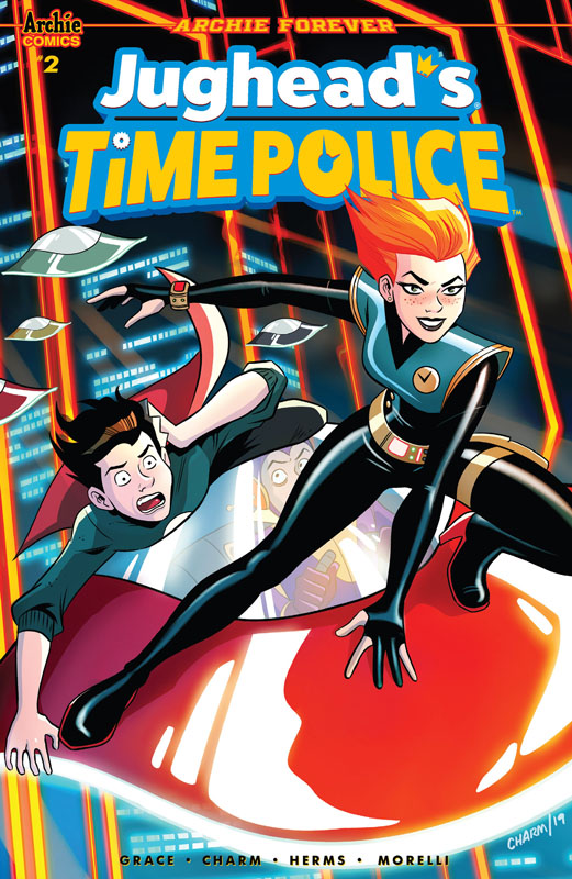 Jughead's Time Police #1-5 (2019)