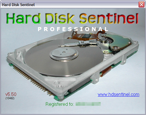 Hard Disk Sentinel Pro 5 50 Build 10482 - Software Updates - nsane