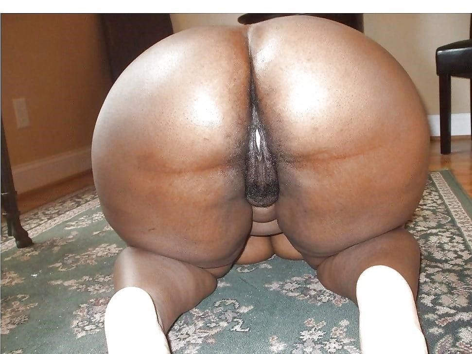 The big black booty-9020