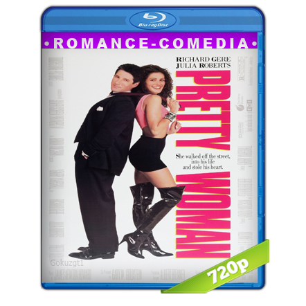 Mujer Bonita (1990) BRRip 720p Audio Trial Latino-Castellano-Ingles 5.1