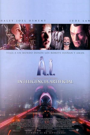 I.A. Inteligencia Artificial [2001][BD-Rip][720p][Lat-Cas-Ing][VS]