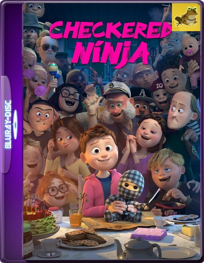Ninja A Cuadros (2018) WEB-DL 1080p (60 FPS) Latino