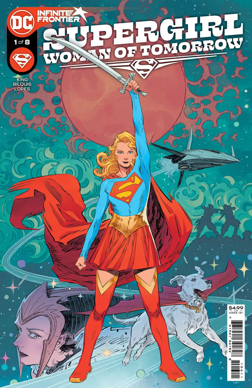 Supergirl - Woman of Tomorrow 01 (of 08) (2021)