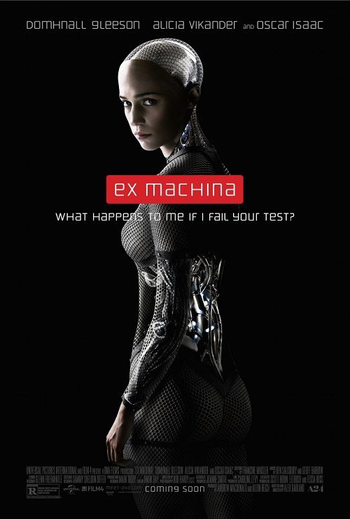 Ex Machina (2015) MULTi.720p.BluRay.x264.DTS.AC3-DENDA / LEKTOR i NAPISY PL