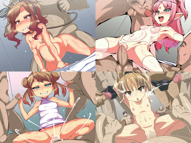 [Manzokudou] CG Collection (20 in 1) (UPD)