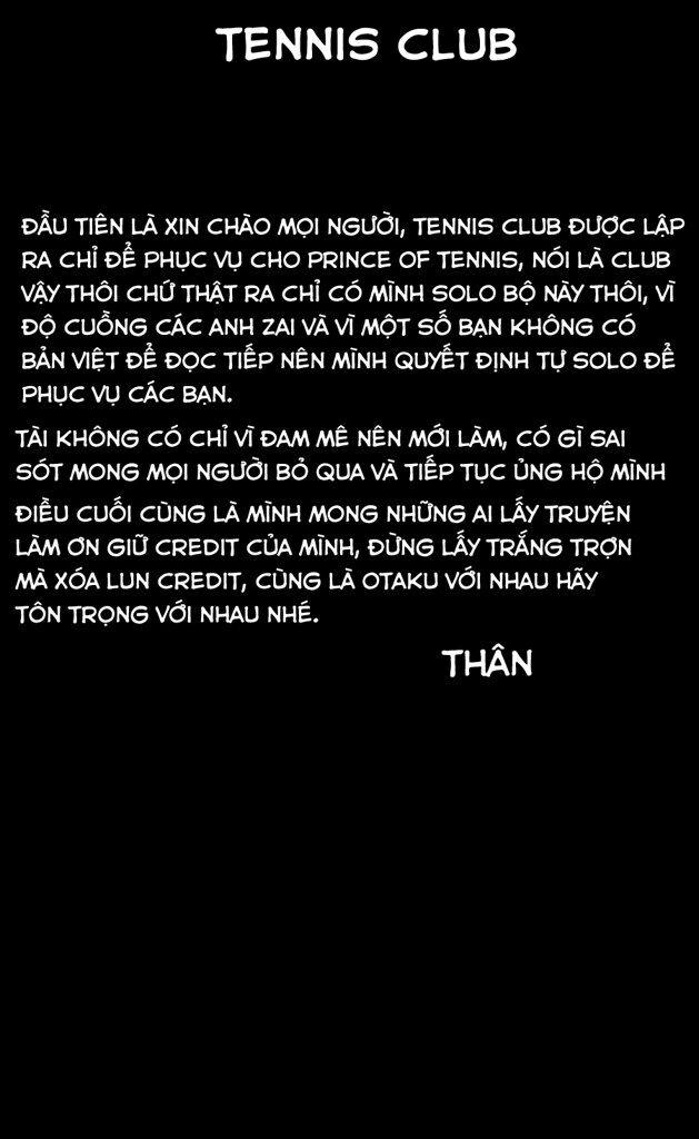 Prince of Tennis Chap 341 . Next Chap 342