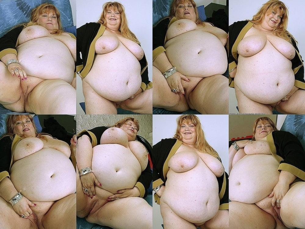 Sexy fat white women-7740