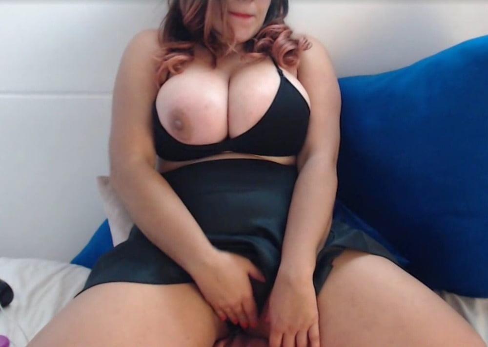 Redhead masturbation porn-6422