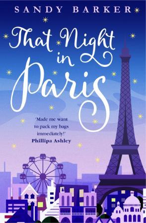 That Night In Paris   Sandy Barker