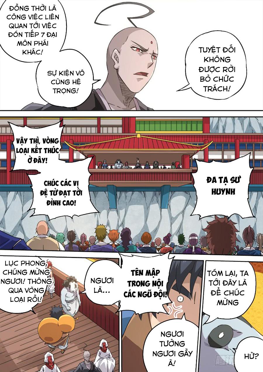 Quyền Bá Thiên Hạ Chapter 246