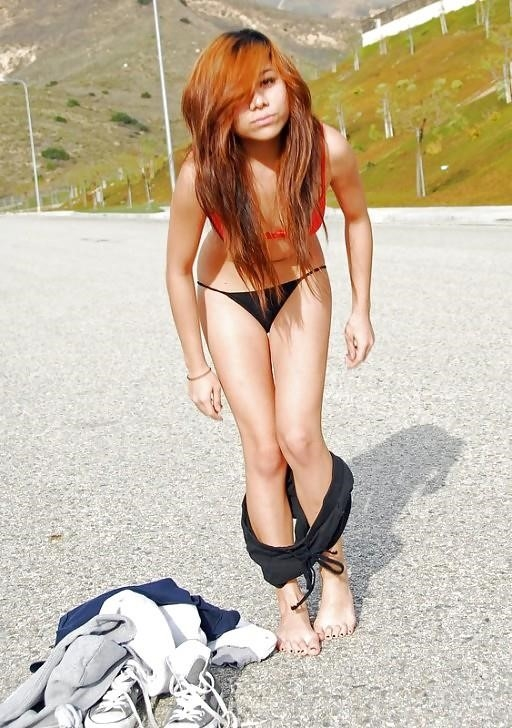 Nude mexican girl selfies-2453